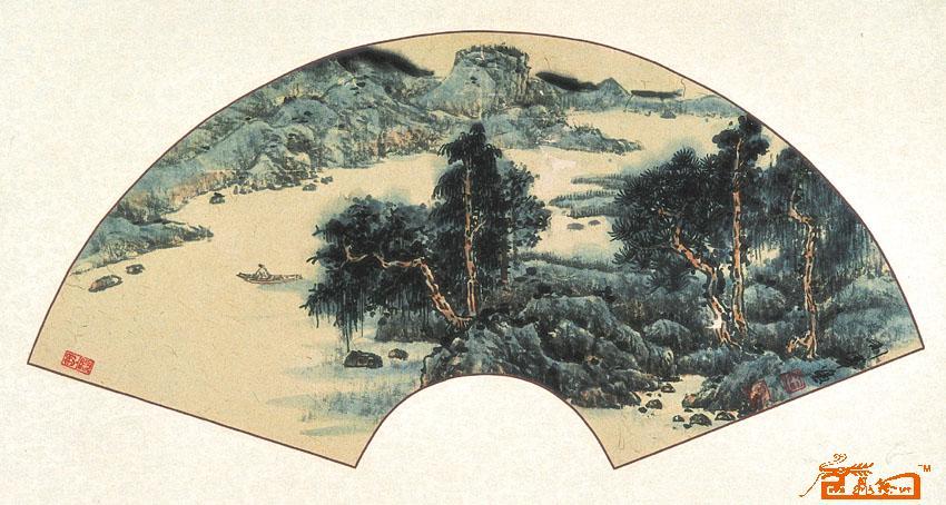王利军-古风-淘宝-名人字画-中国书画服务中心